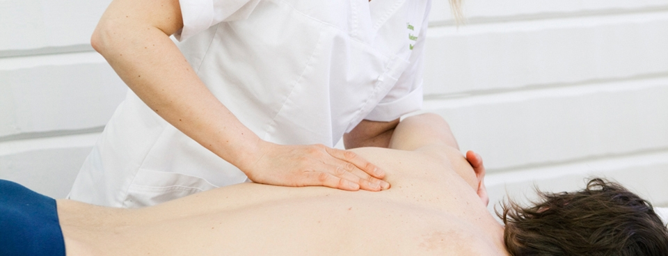 Osteopatisk behandling